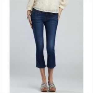 Lucky Brand Charlie Baby Crop Jeans Size 0/25